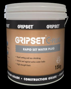 Gripset C plug